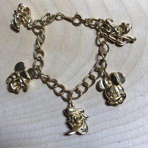 Vintage Disney signed bracelet